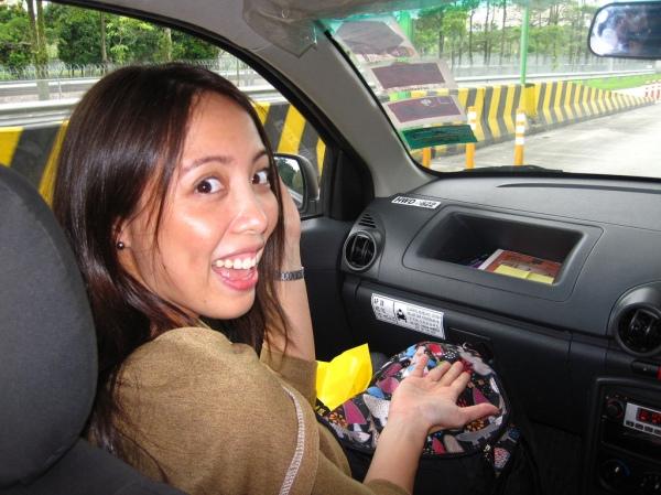 Malaysia: Look, Ma, no steering wheel!