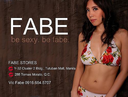 floral bikini by FABE