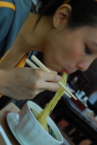 Macau Day Two: Noodle Soup!