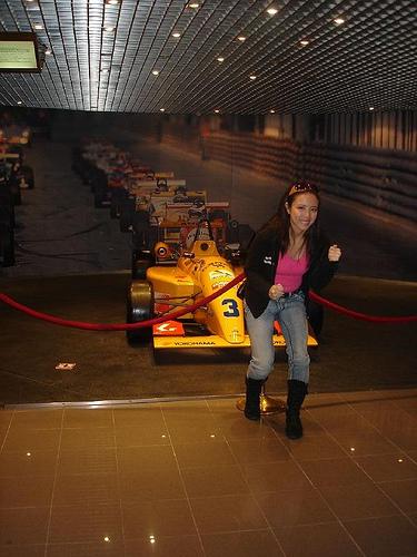 Macau Day Three: Grand Prix Museum