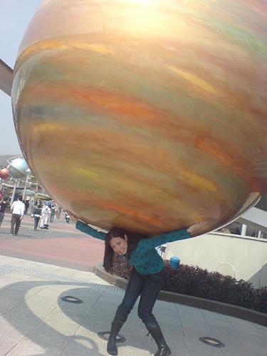 Disneyland Day: Heavy!