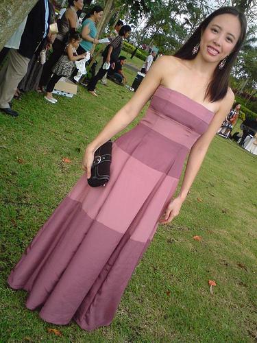 Pink Gown, Rachel's Wedding, 2008