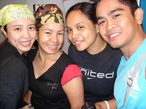 December 2007 Quarterlies: me and the Combat team