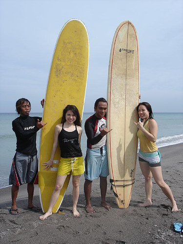 Living Asia Prod June 28-30: Surfin' Zambales