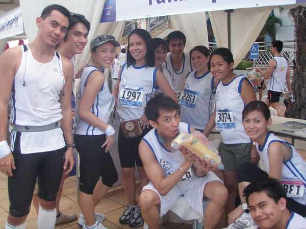 Fit n Right Run: my running buddies