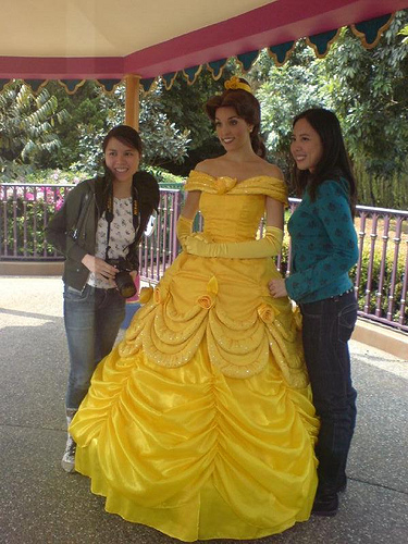 Disneyland Day: Belle