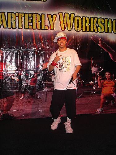 December 2007 Quarterlies: Clark the presenter