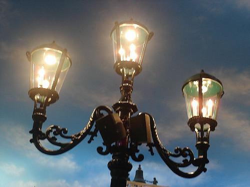 Macau Day One: Lights at the Venetian