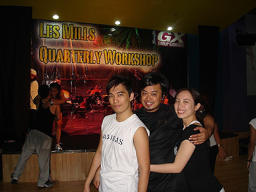 December 2007 Quarterlies: Jace, Kurei, and me