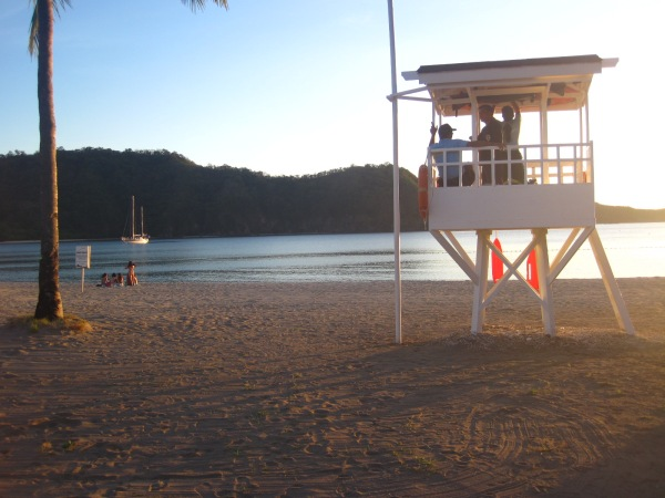 Hamilo Coast: Lifeguard Station