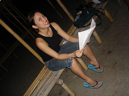 Living Asia Prod June 28-30: Script in Hand