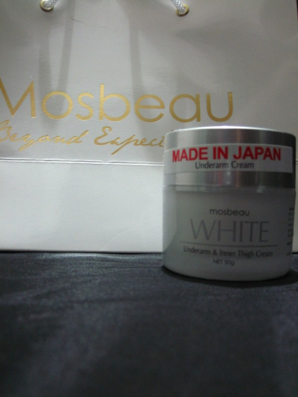 Vanity, Vanity: Mosbeau Underarm and Thigh Whitening Cream
