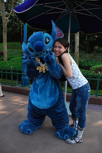 Disneyland Day: Stitch!