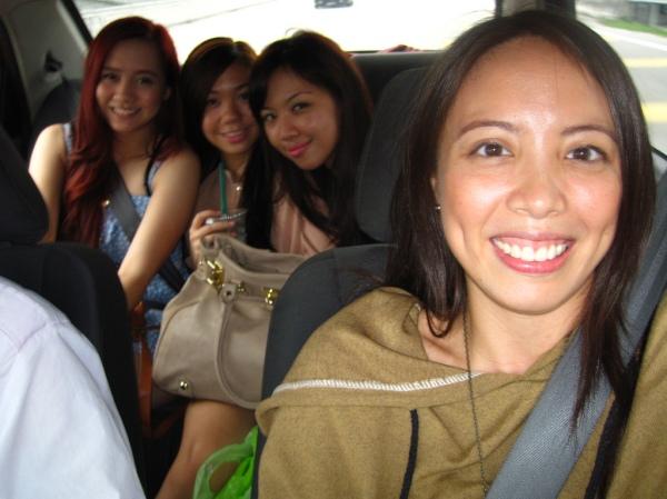 Malaysia: taxi