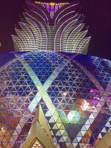 Macau Day Two: Grand Lisboa