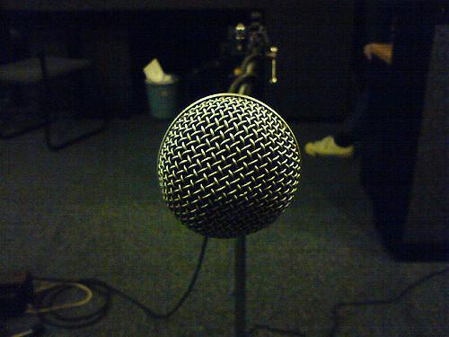 Radio Idol: mic