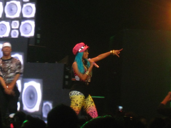 Pink Friday in Manila: Colorful Nicki