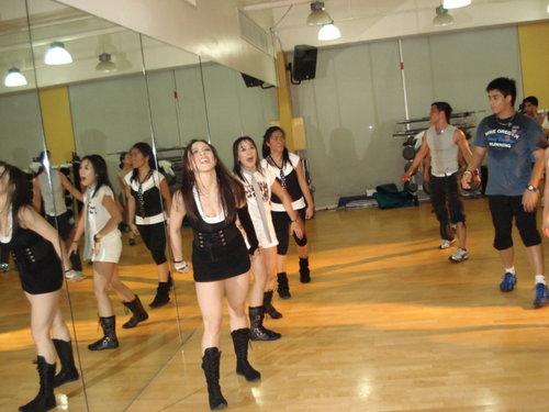 Dancing, Rocker-style