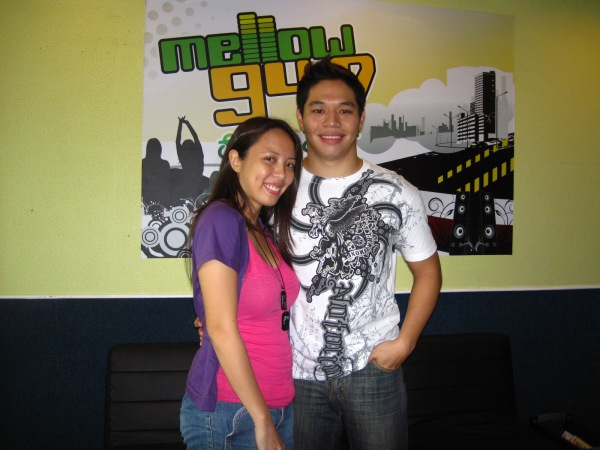 Radio Guesting on Mellow 94.7