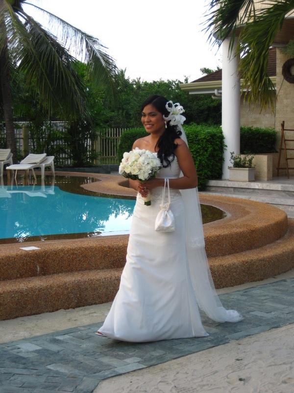 Trippin' to Bohol: the beautiful bride