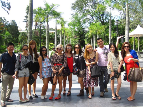 Malaysia: Pinoy bloggers