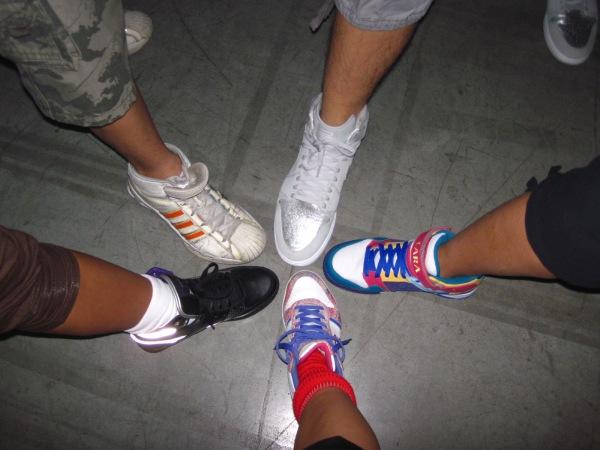 G Live: Kicks