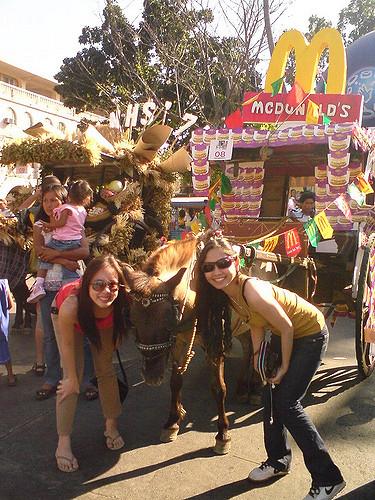 Laoag with LAC: Kalesa Parade