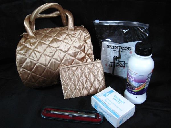 Vanity, Vanity: Loot Bag