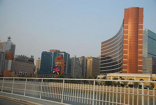 Macau Day One: Skyline