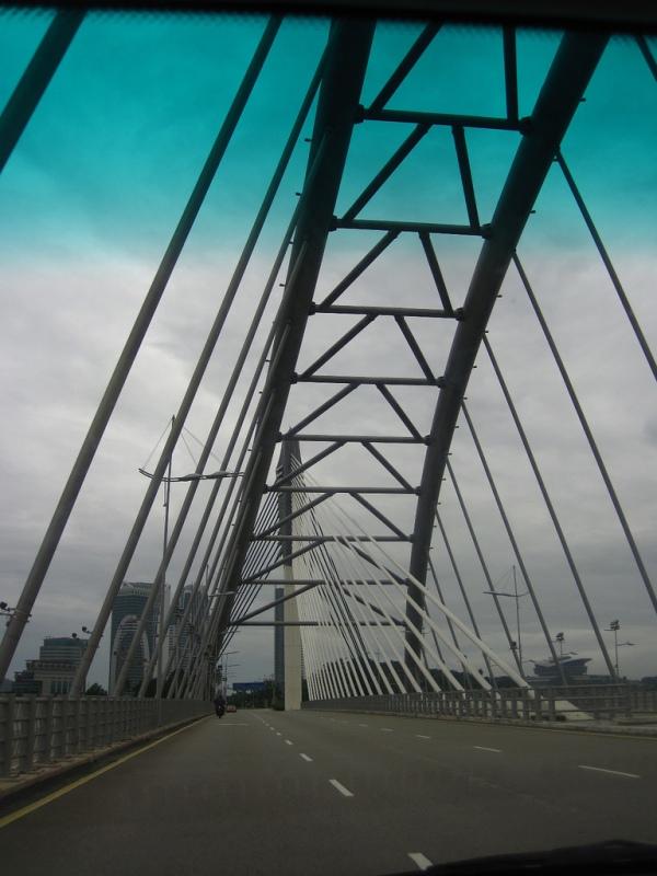 Malaysia: Wawasan Bridge