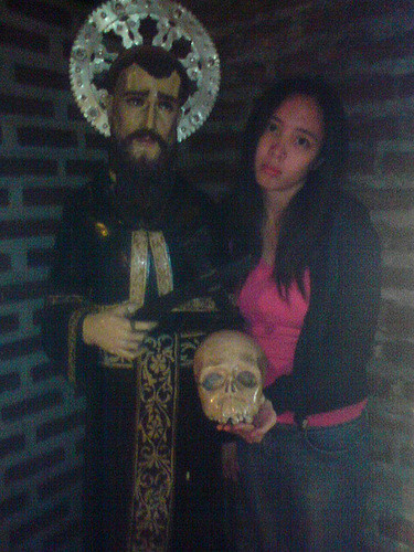 Laoag with LAC: patron saint William the Hermit