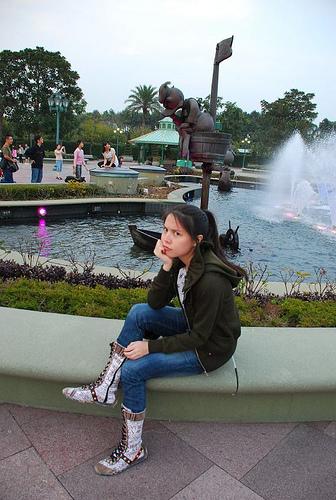 Disneyland Day: Grumpy