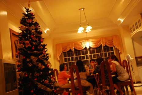 Christmas 2007: Family Scene